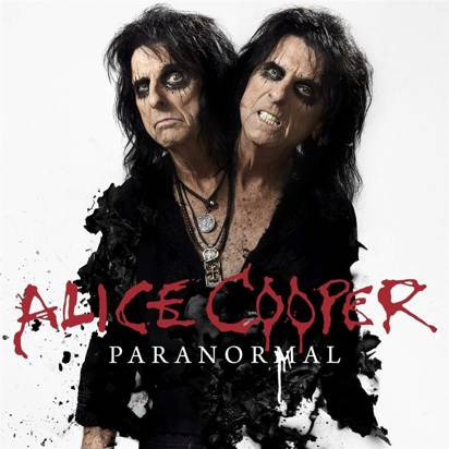 "Alice Cooper ""Paranormal LP"""
