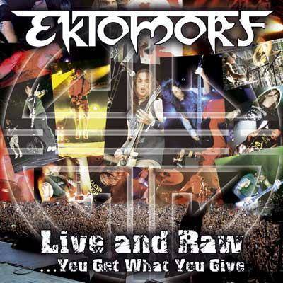 "Ektomorf ""Live And Raw"""