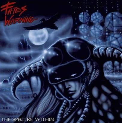 "Fates Warning ""The Spectre Within'(Re-Ed"