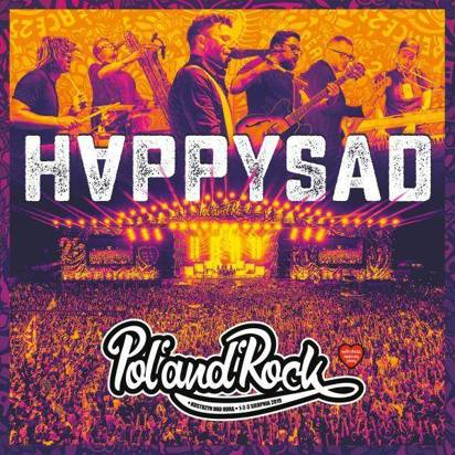 "Happysad ""Live Pol'and'Rock 2019 LP"""