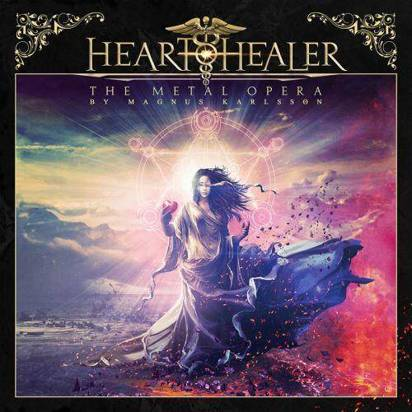 "Heart Healer ""The Metal Opera By Magnus Karlsson"""