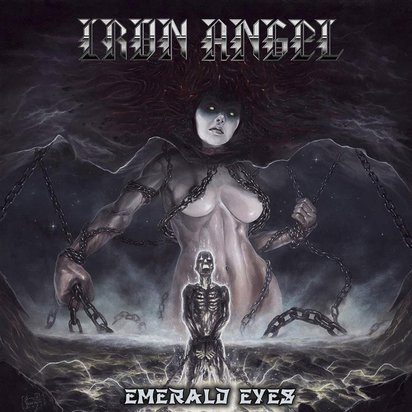 "Iron Angel ""Emerald Eyes"""