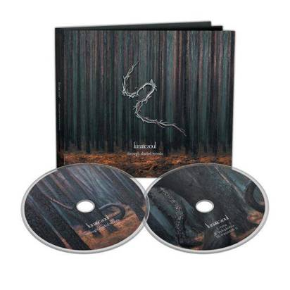 "Lunatic Soul ""Through Shaded Woods Limited Edition Mediabook"""