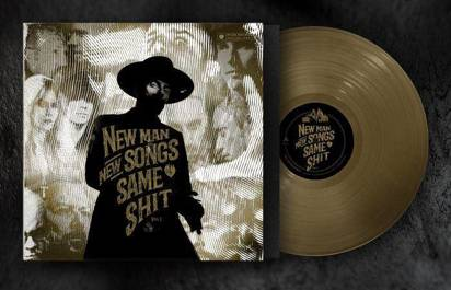 "Me And That Man ""New Man New Songs Same Shit Vol 1 Gold LP"""